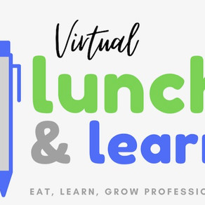 Not Your Ordinary Lunch & Learn ( Earn 1 CEU Credit )