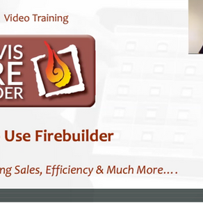 Firebuilder Part 2...Selling With Confidence Day In & Day Out