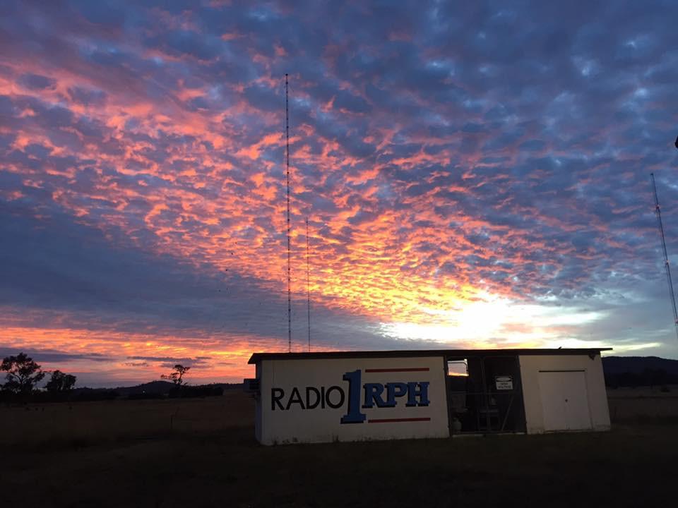 Stunning Canberra sunrise - 2 Feb 2017