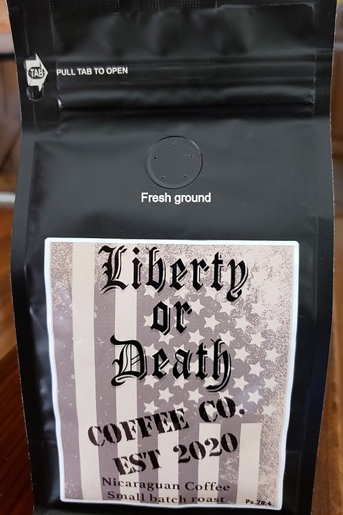 Liberty or Death Coffee
