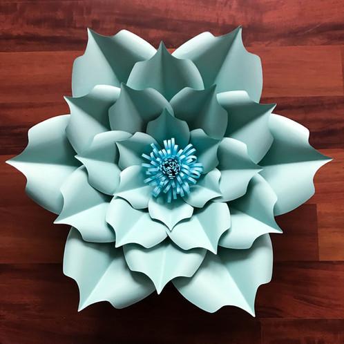 SVG Petal # 5 Paper Flower Template - Cricut and Silhouette Machines ...