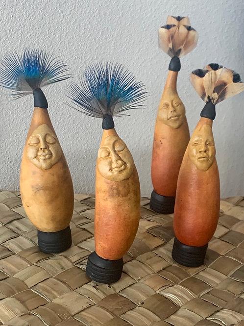 """Gourd spirit (6"""")"""