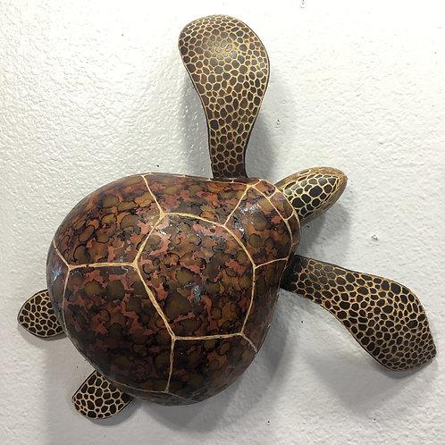 Gourd Green Sea Turtle
