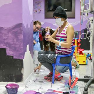 ARTISTLOVE Quimioterapia Pablo Tobón Uri