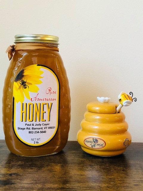 Honey Pot Set - 2lbs
