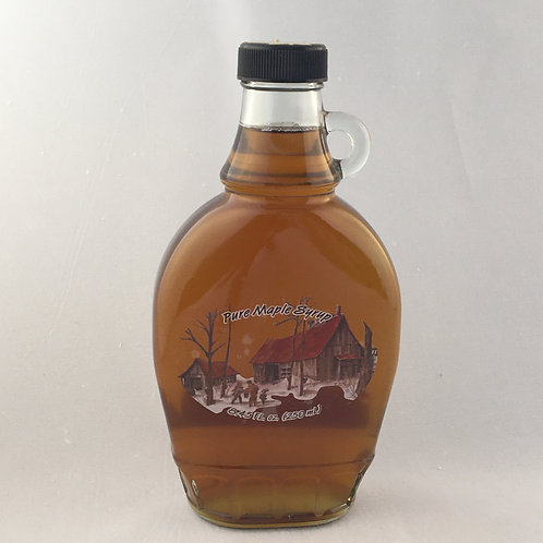 Maple Syrup Golden Delicate - Glass 250ml