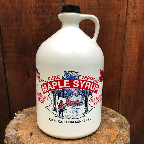 Maple Syrup Golden Delicate - Gallon