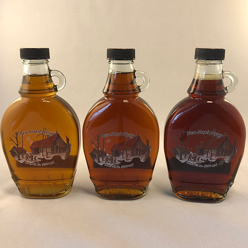 Maple Trio - Glass 250ml each
