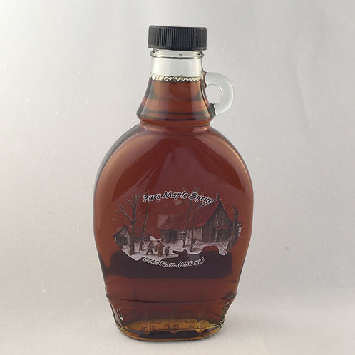 Maple Syrup Amber - Glass 250ml