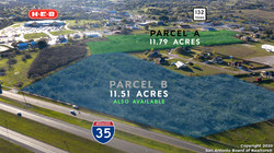 11.79 Acres, Commercial, Lytle, TX