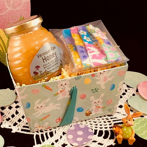 It's not about the Bunny.... Honey Gift Set