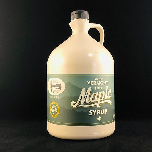 Maple Syrup Dark Robust - Gallon