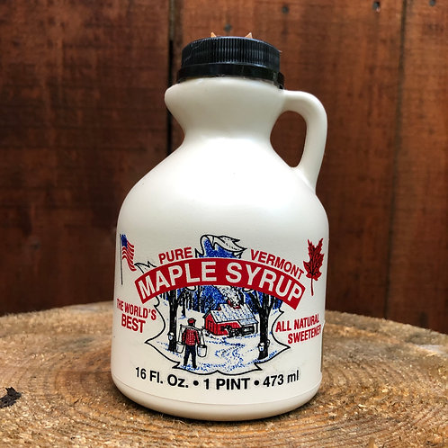 Maple Syrup Amber - Pint