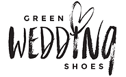 """""""Green Wedding Shos"""" logo"""