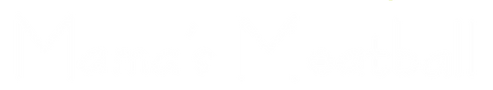 Mama's Meatball Logo