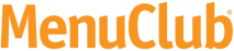 Orange MenuClub logo