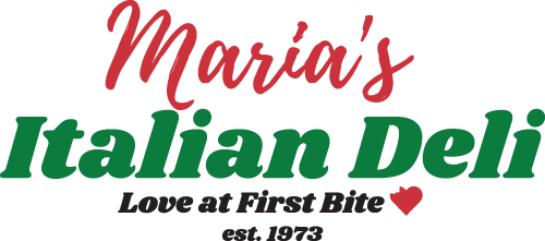 Maria's Italian Deli logo