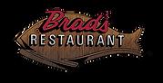 Brad's Restaurant Logo