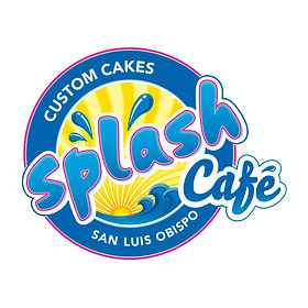 Splash Custom Cakes logo