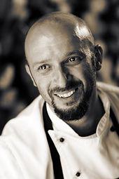 Executive Chef and Owner Nicola Allegretta