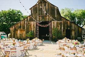 Wood Barn at Greengate Ranch