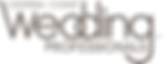 """Central Coast Wedding Professionals"" Logo"