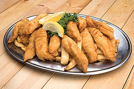 Family Style Fish & Chips