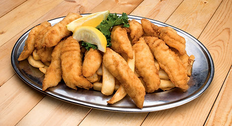 family size order of fish and chips