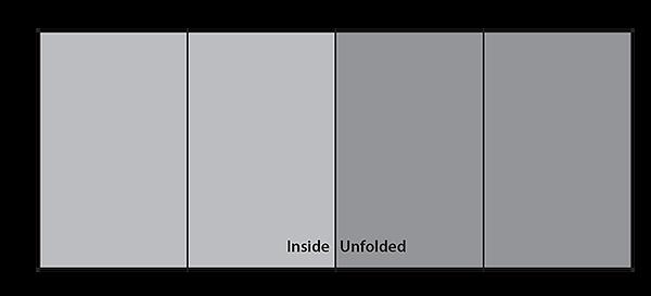Wireframe of PocketMenu inside