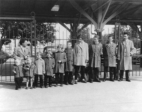 Van Beurden family