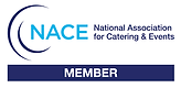 """""""National Association for Catering and Events Member"""" Logo"""