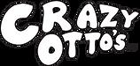 Crazy Otto's text logo