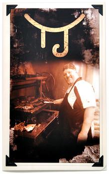 Tanner Jacks menu cover
