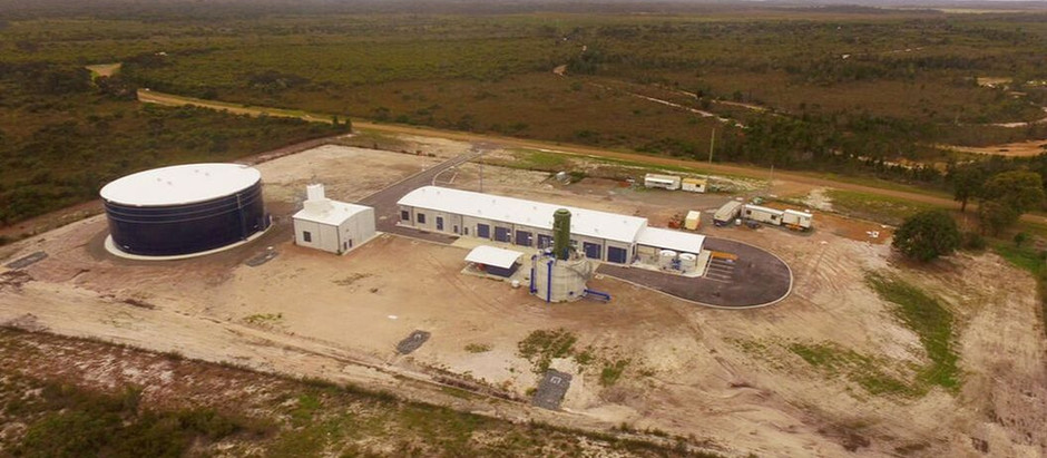 Nabiac Water Treatment Plant