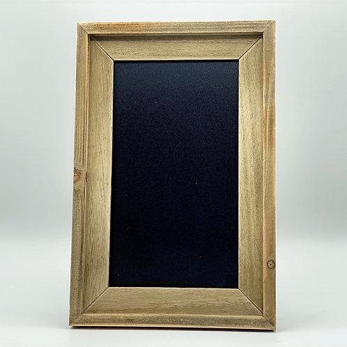 Small Wood Framed Chalkboard