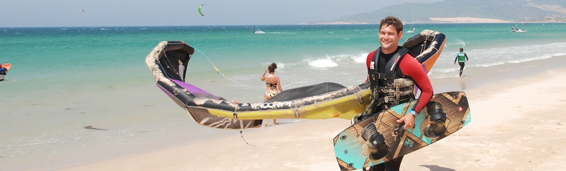 Tarifa kite surf