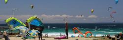 Tarifa kite surf