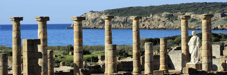Roman ruins - Bolonia Beach