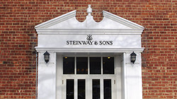 Steinway & Sons Entrance