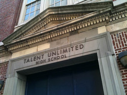 Talent Unlimited High School Entrance