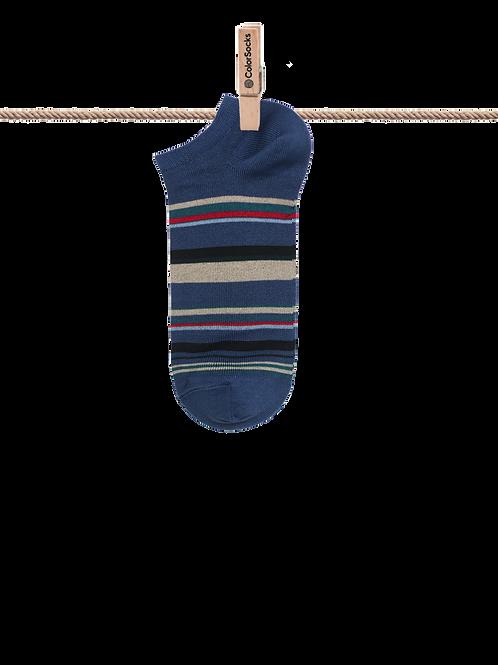 Capri - jeansblau