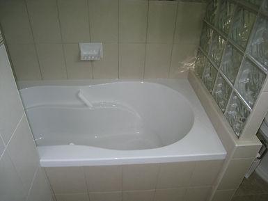 air jet bathtub