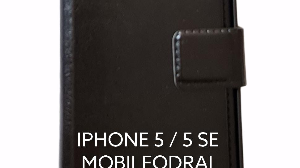 IPHONE 5 / 5 SE , MOBILFODRAL