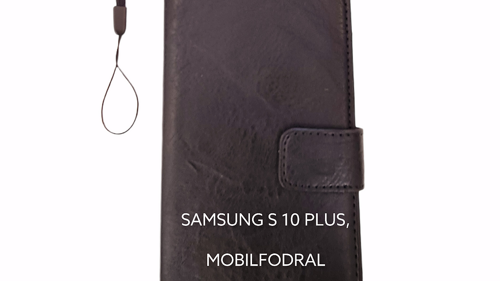 SAMSUNG S 10, PLUS, MOBILFODRAL