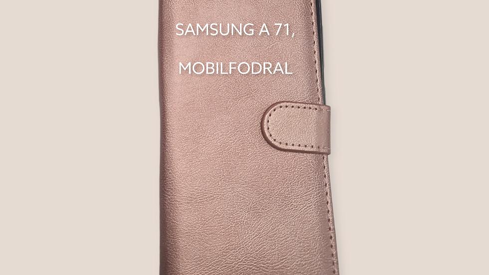 SAMSUNG A 71, MOBILFODRAL