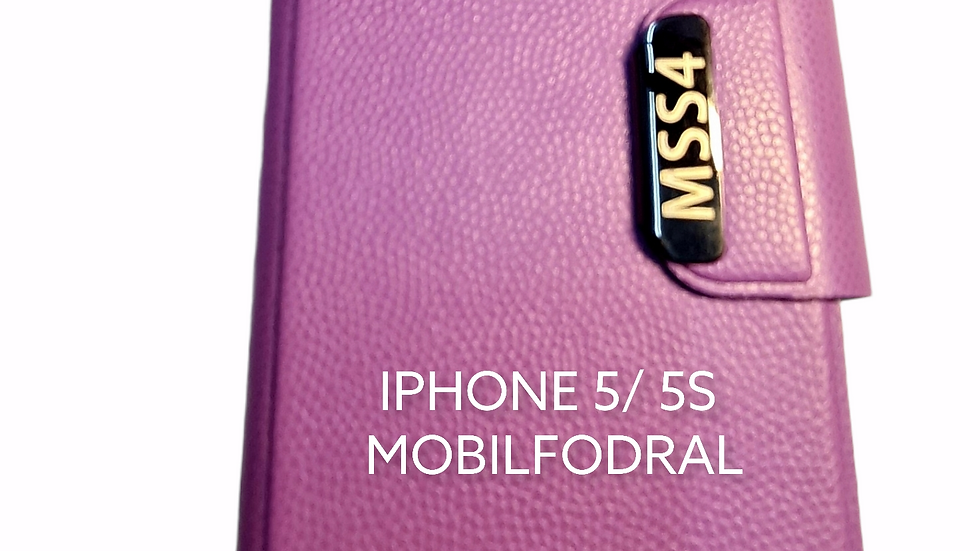 IPHONE 5/ 5S , MOBILFODRAL