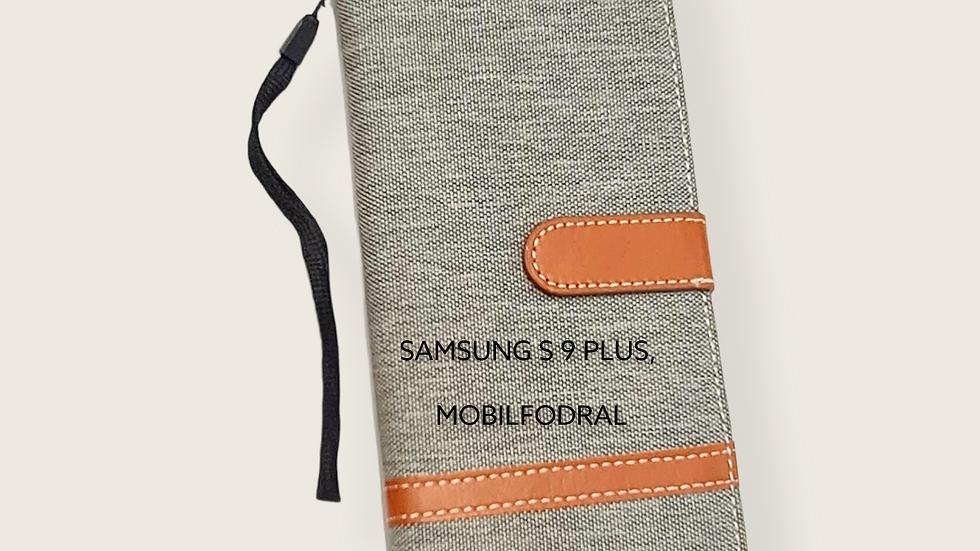 SAMSUNG S 9 PLUS, MOBILFODRAL