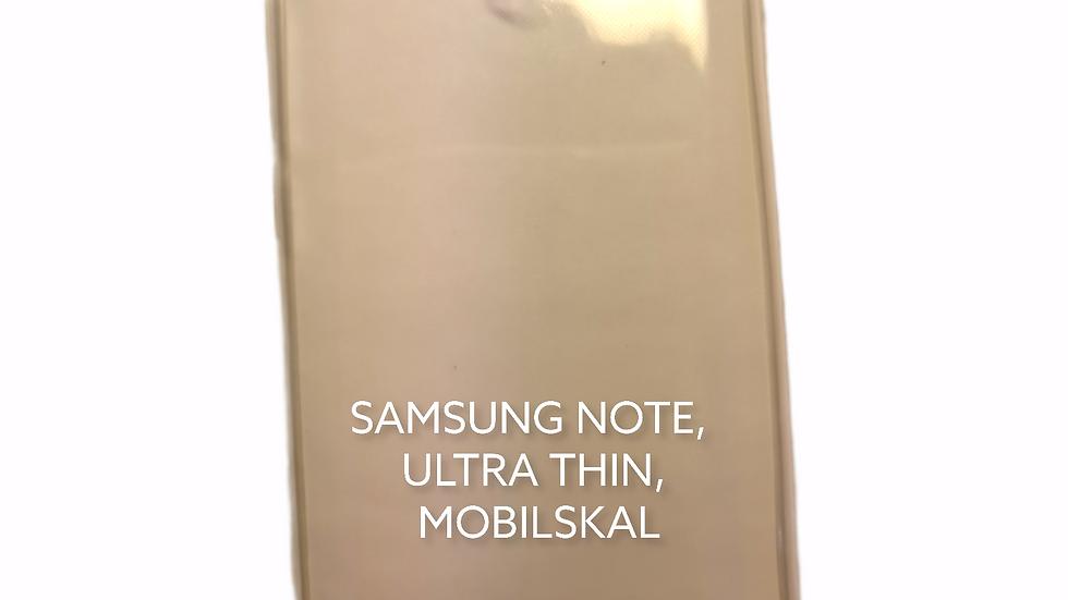 SAMSUNG NOTE ULTRA THIN , MOBILSKAL
