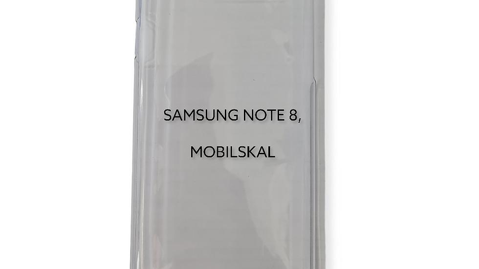 SAMSUNG NOTE 8, MOBILSKAL