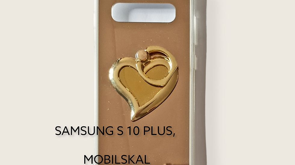 SAMSUNG S 10 PLUS, MOBILSKAL